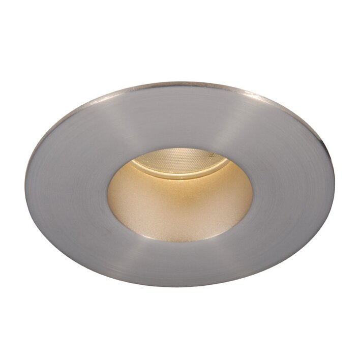 downlight shower round 2 led recessed trim with 26 degree beam angle. Black Bedroom Furniture Sets. Home Design Ideas