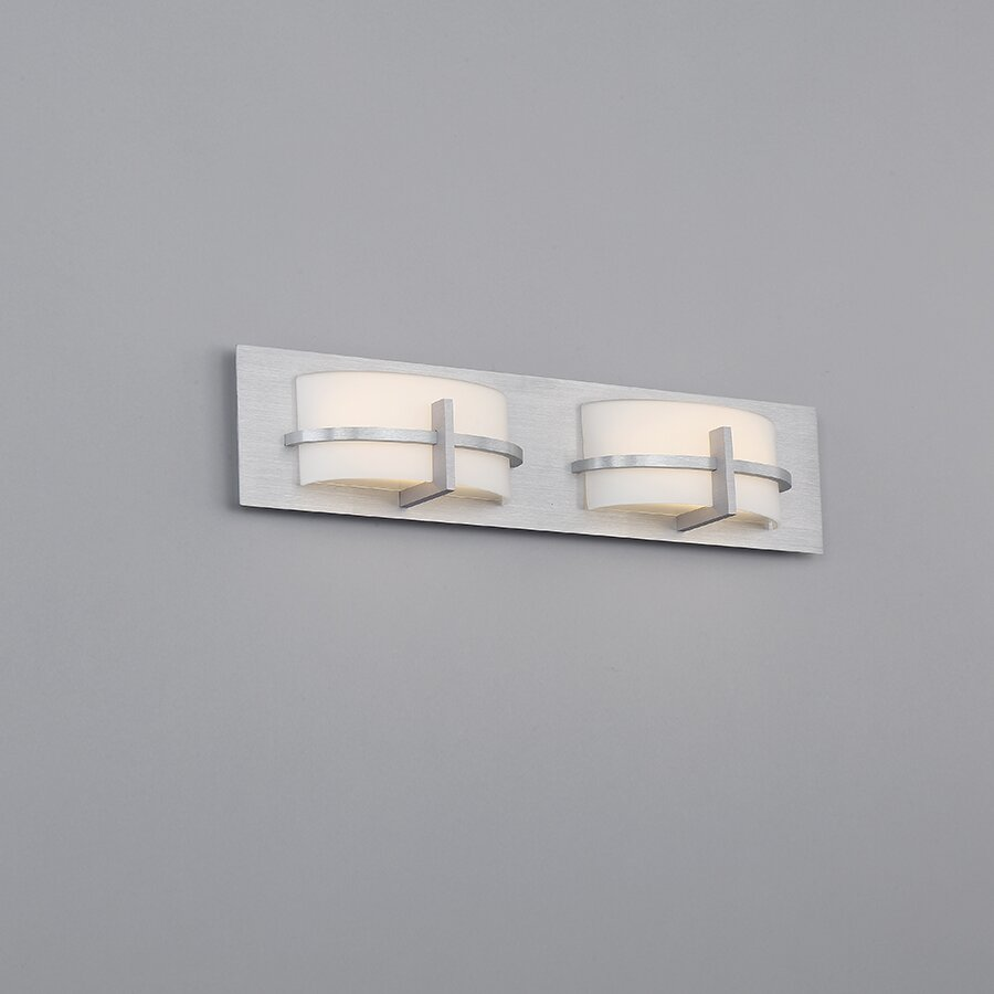 Model Dice LED Bath Light By WAC  YLighting