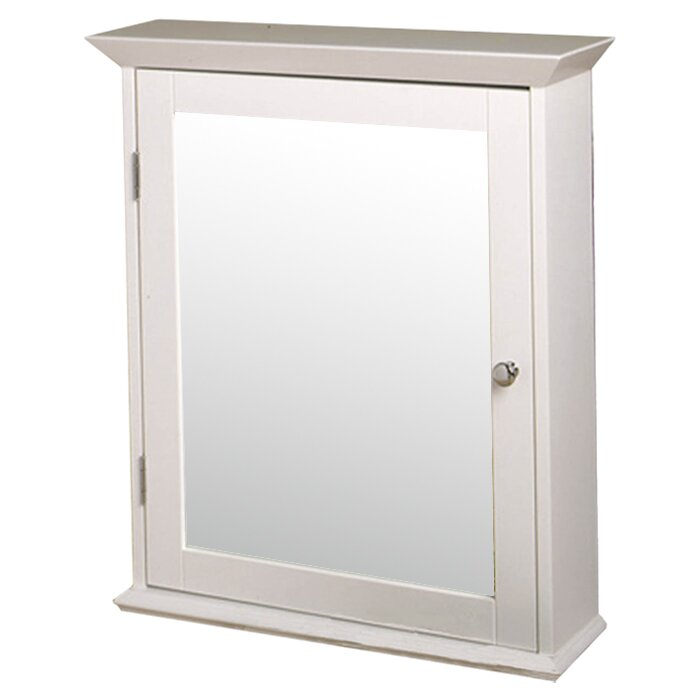 Zenith Products 22 x 25 Surface Mount Medicine Cabinet