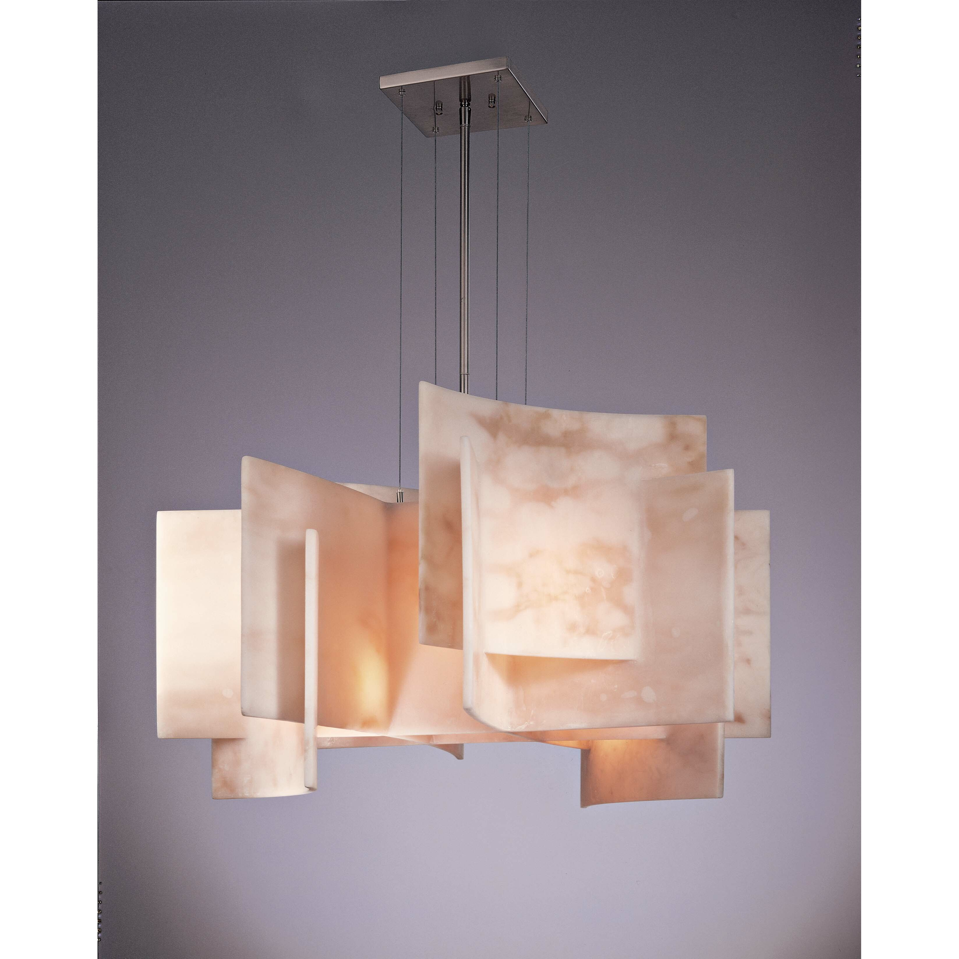 George Kovacs 5Light Shaded Chandelier Reviews – George Kovacs Chandelier