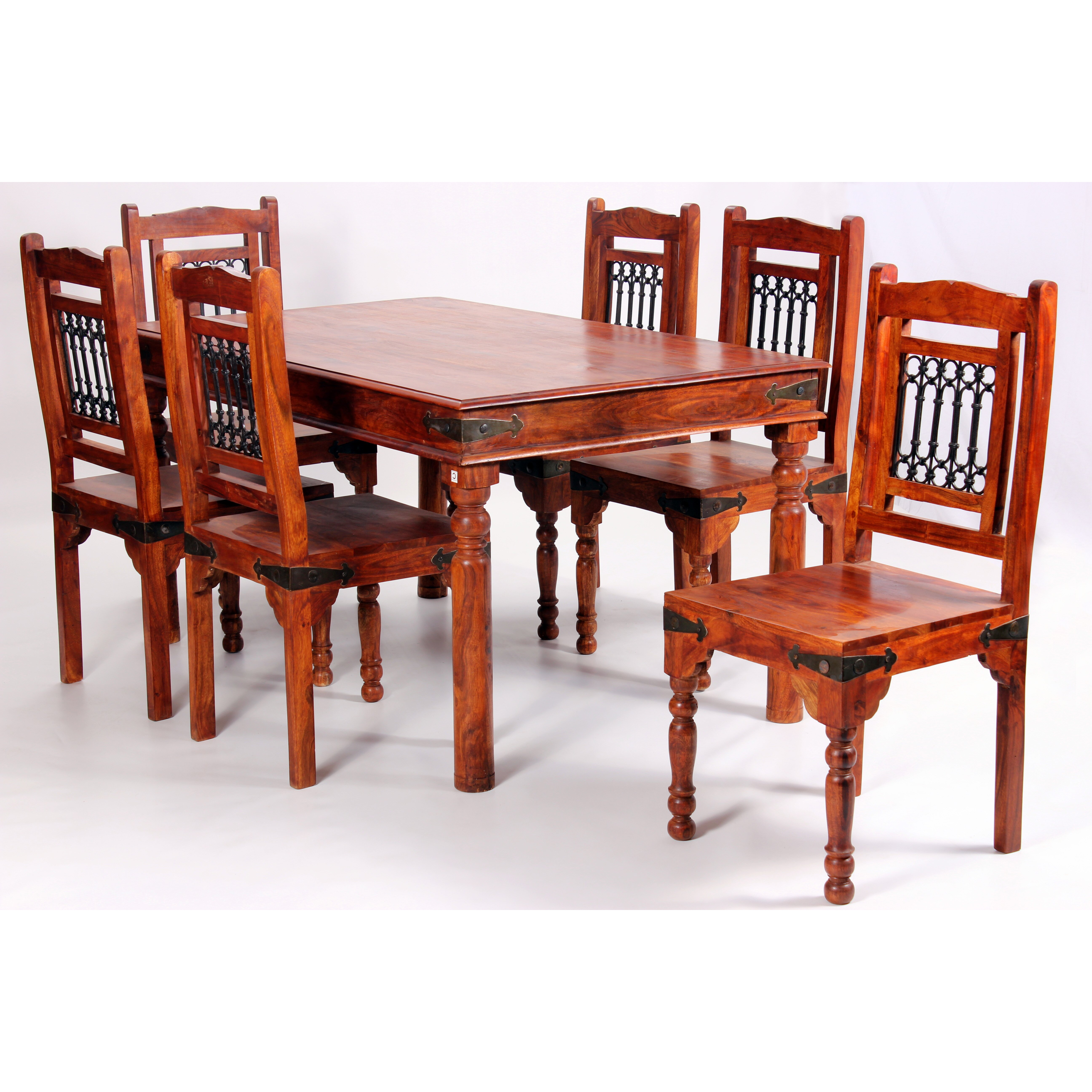 Heartlands jaipur dining table and chairs reviews