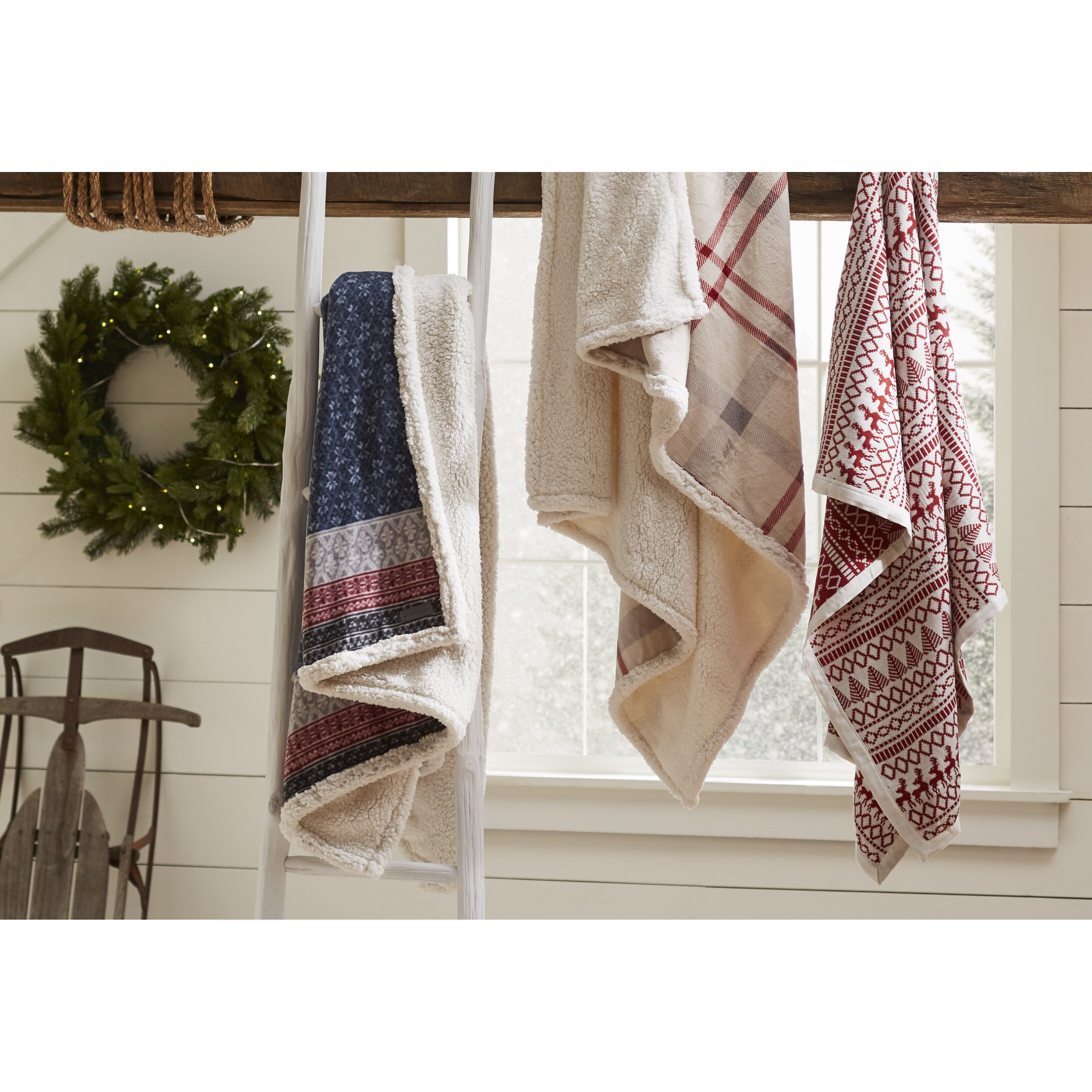 Furniture stores fort wayne indiana - Eddie Bauer Indiana Fleece Throw