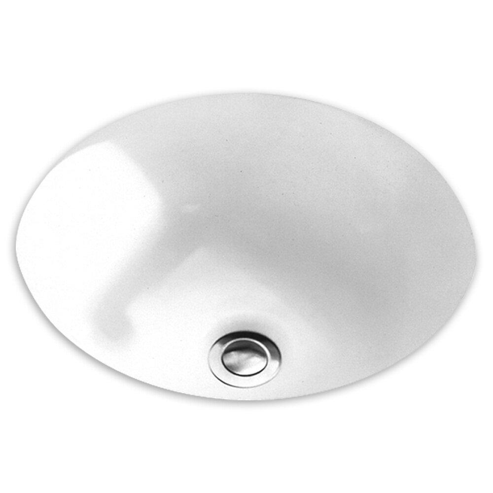 American Standard Orbit Undermount Bathroom Sink Reviews Wayfair