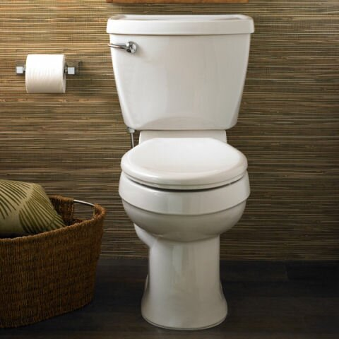 American Standard Champion Slow Close Elongated Toilet