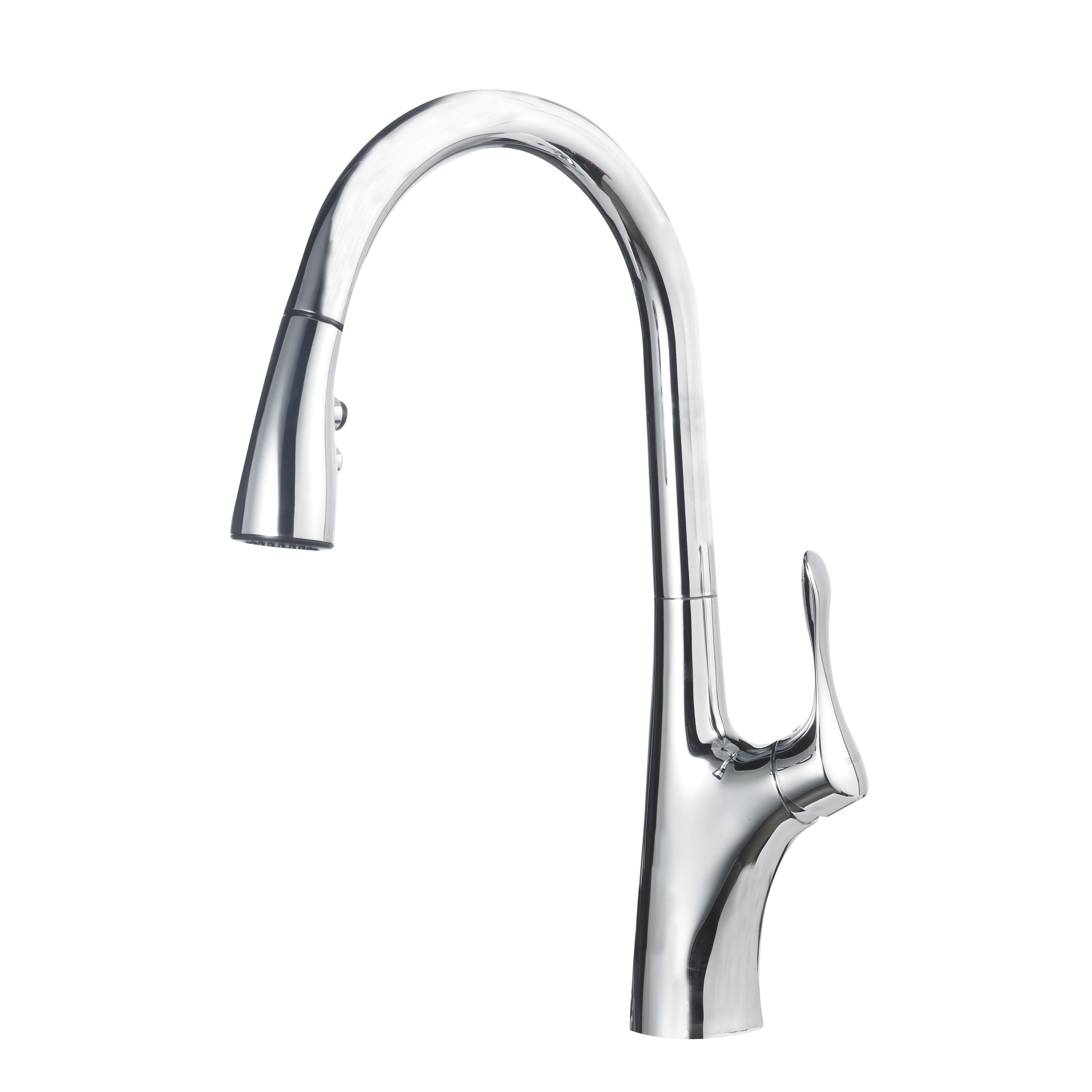 Blanco Kitchen Faucet Reviews Blanco Napa Single Handle Deck Mounted Standard Kitchen Faucet