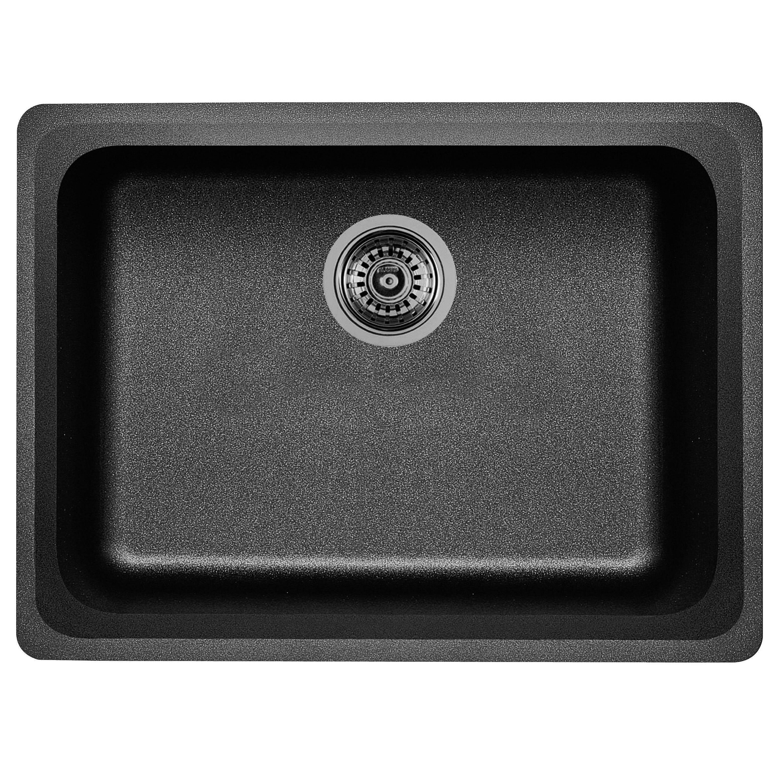 Blanco Kitchen Faucet Reviews Blanco Vision 24 X 18 Single Kitchen Sink Reviews Wayfair