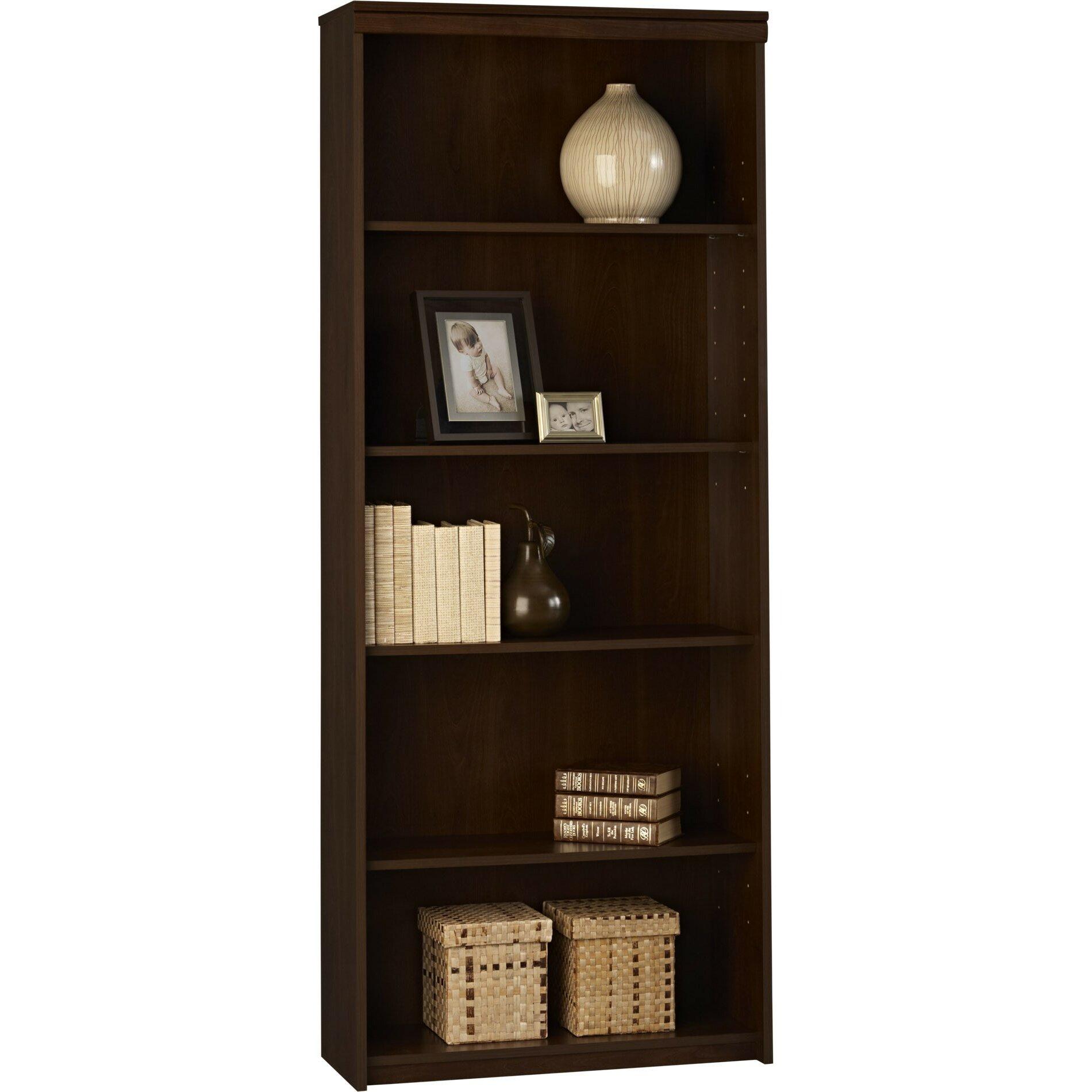 Co colour coordinated bookshelf - Ameriwood Industries 72 Quot Standard Bookcase