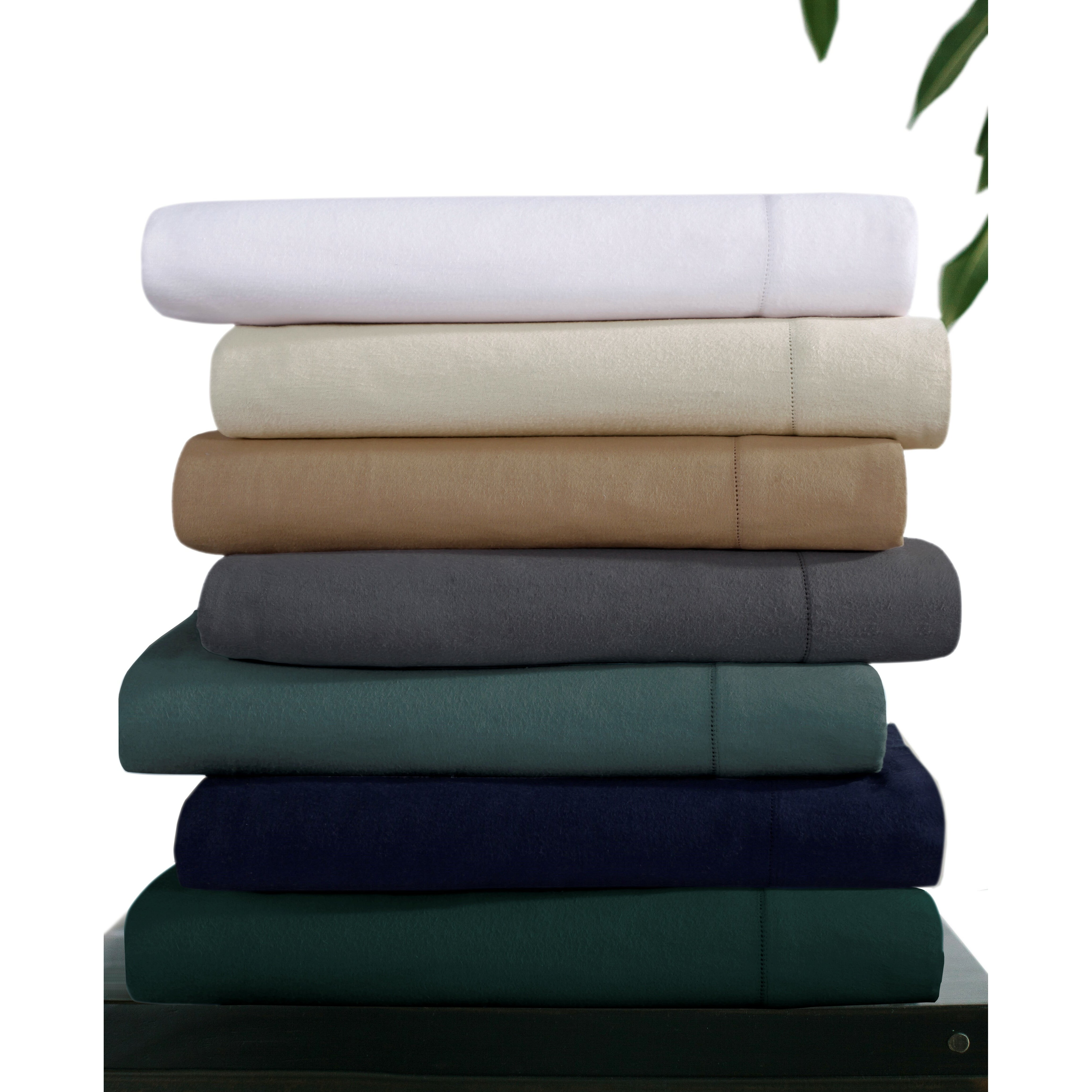 Extra deep pocket queen fitted sheets - Tribeca Living Flannel Solid Extra Deep Pocket Sheet Set