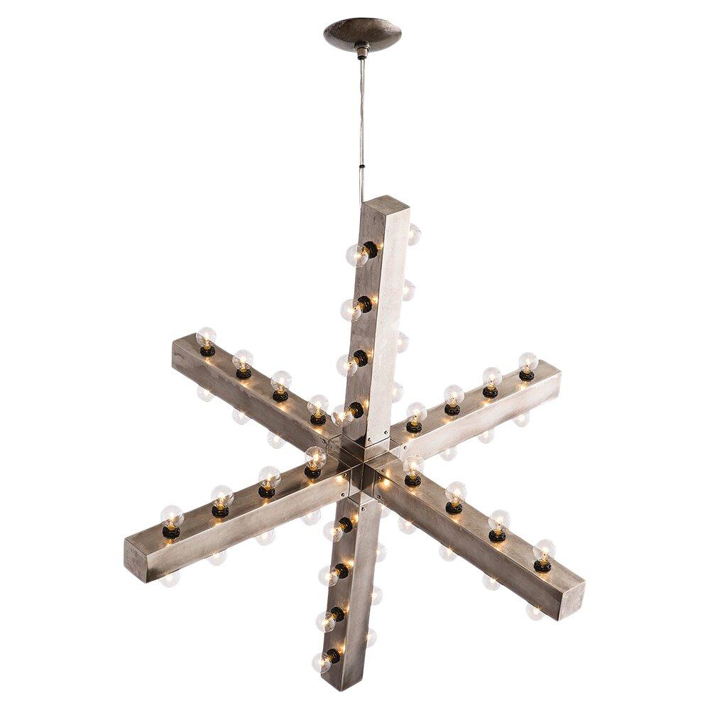 ARTERIORS Home Harding 48Light Sputnik Chandelier – Arteriors Chandeliers