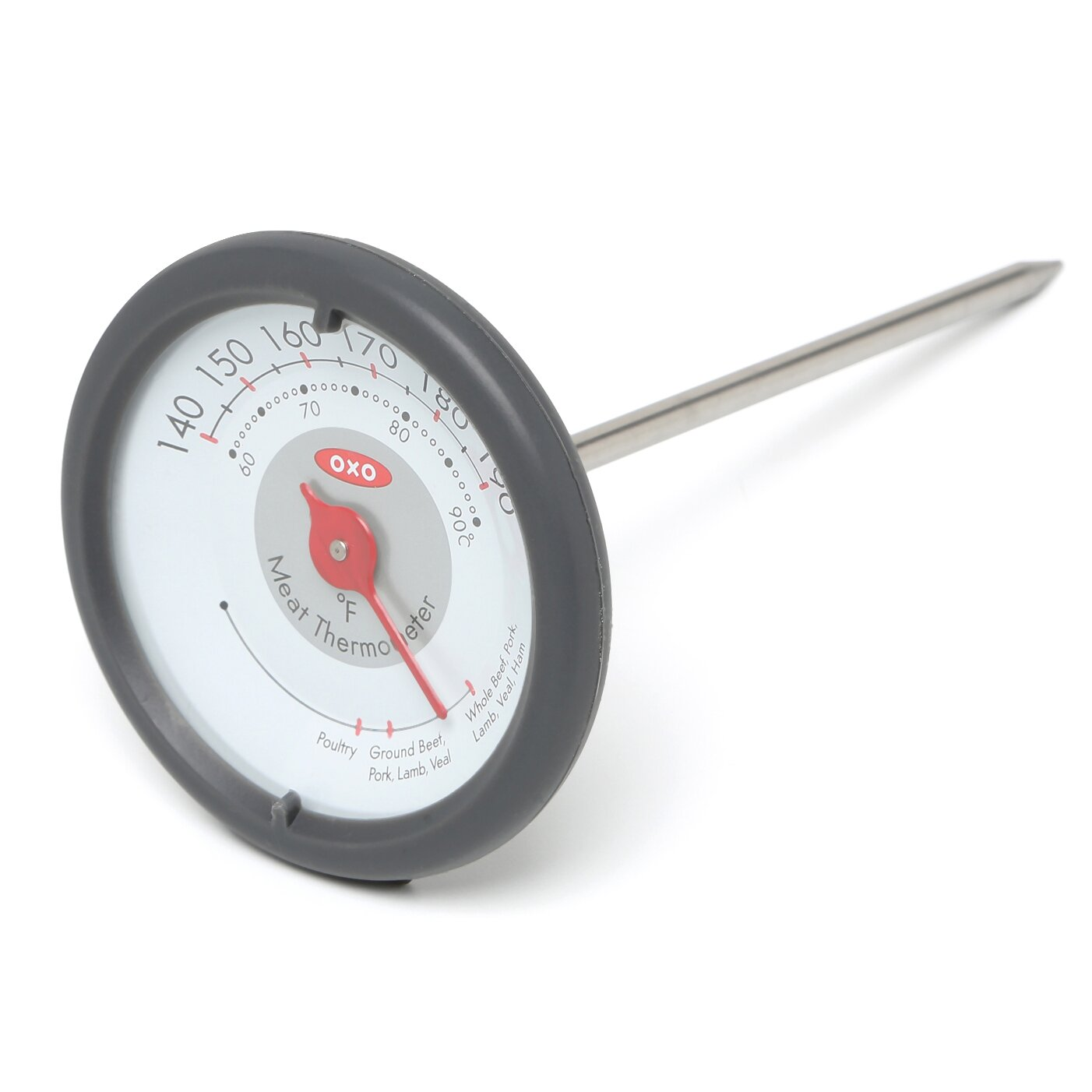 All clad instant read thermometer - Oxo Leave In Meat Thermometer