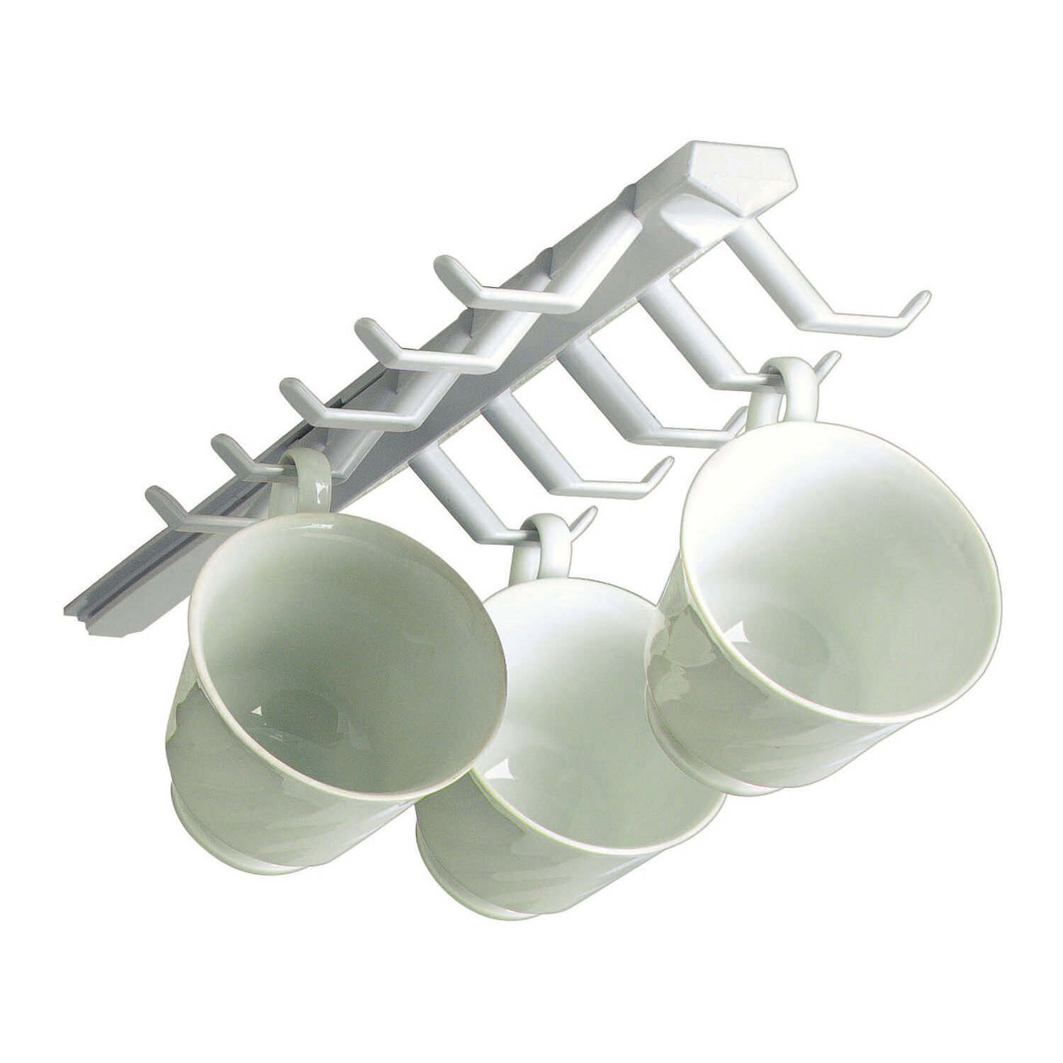 Coffee Cup Rack Under Cabinet Cabinet Organization Youll Love Wayfair