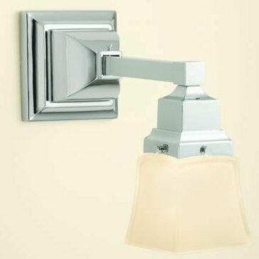robern mllw 1 light bath sconce