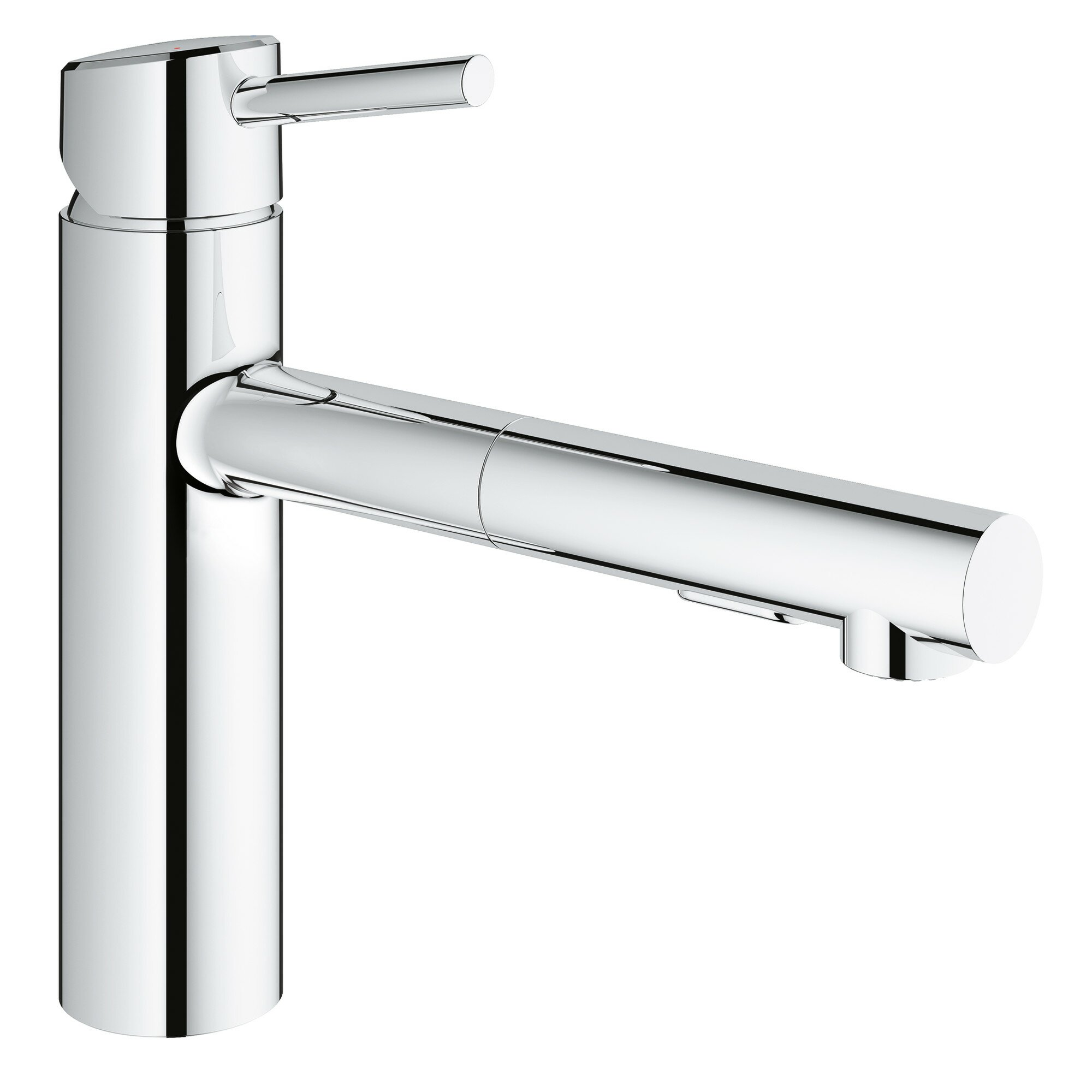 Deck Mount Kitchen Faucet Grohe Concetto Single Handle Deck Mount Kitchen Faucet With Dual