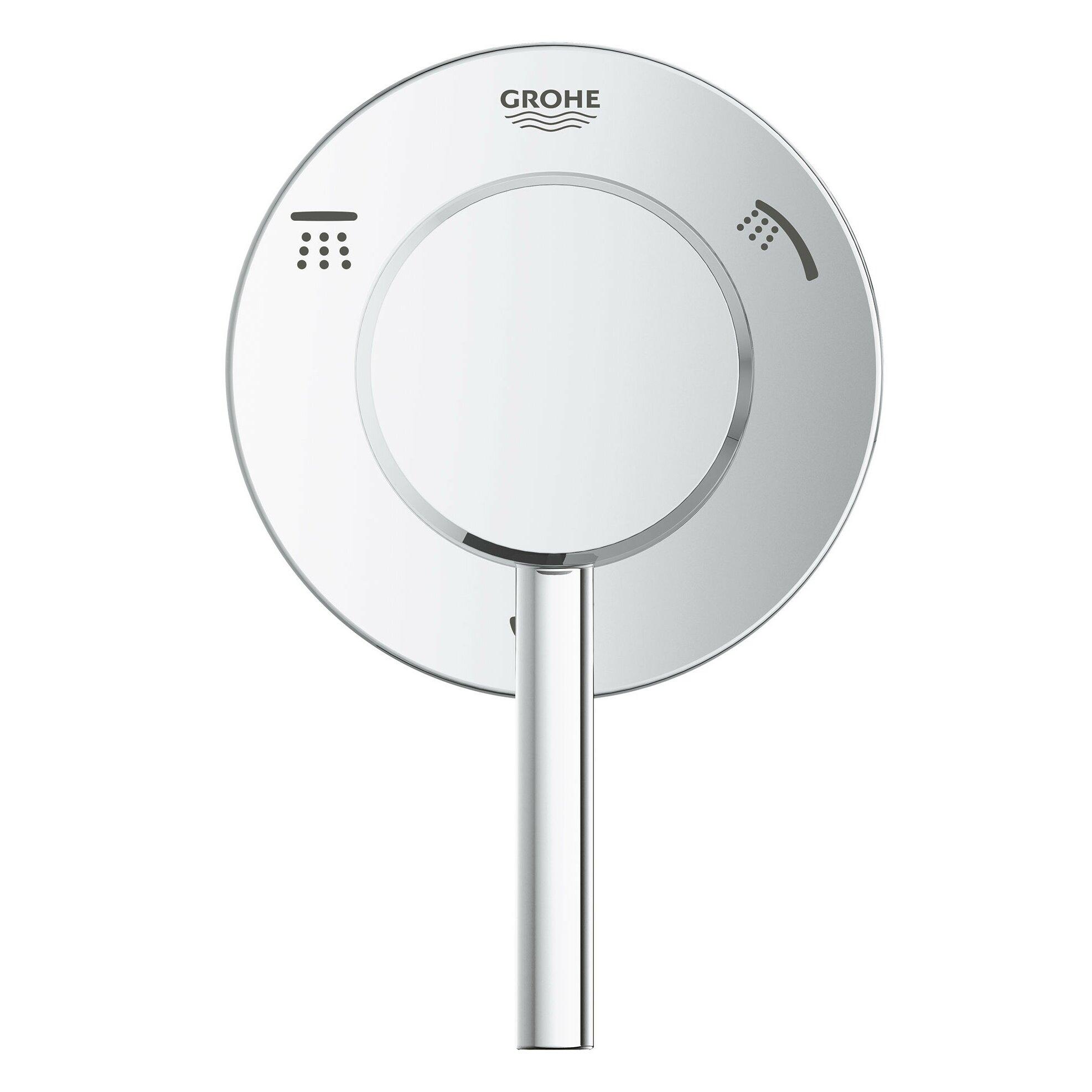 Grohe Concetto Kitchen Faucet Grohe Concetto Single Handle 3 Way Diverter Shower Faucet Trim