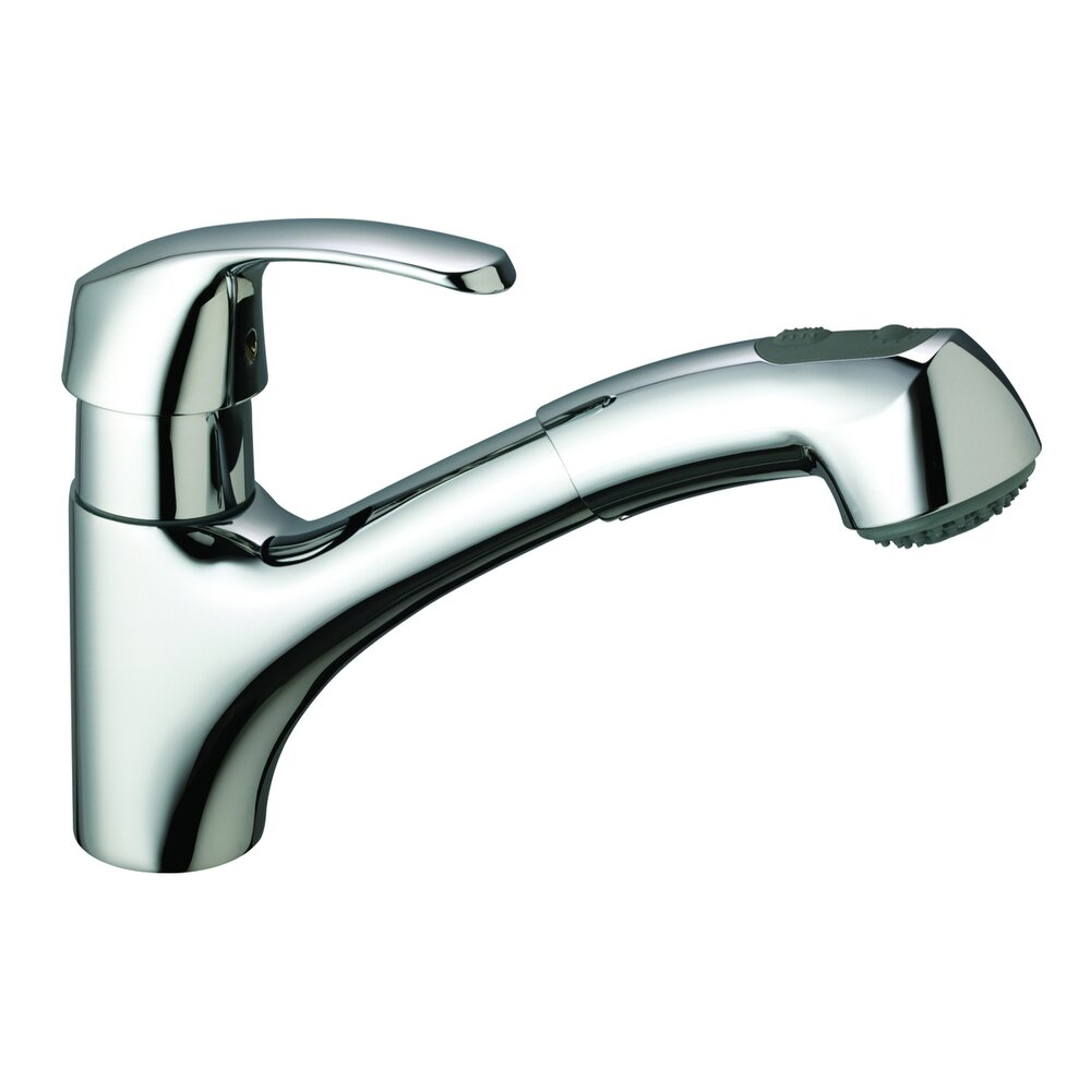 Grohe K4 Kitchen Faucet Grohe Alira Single Handle Single Hole Standard Kitchen Faucet With