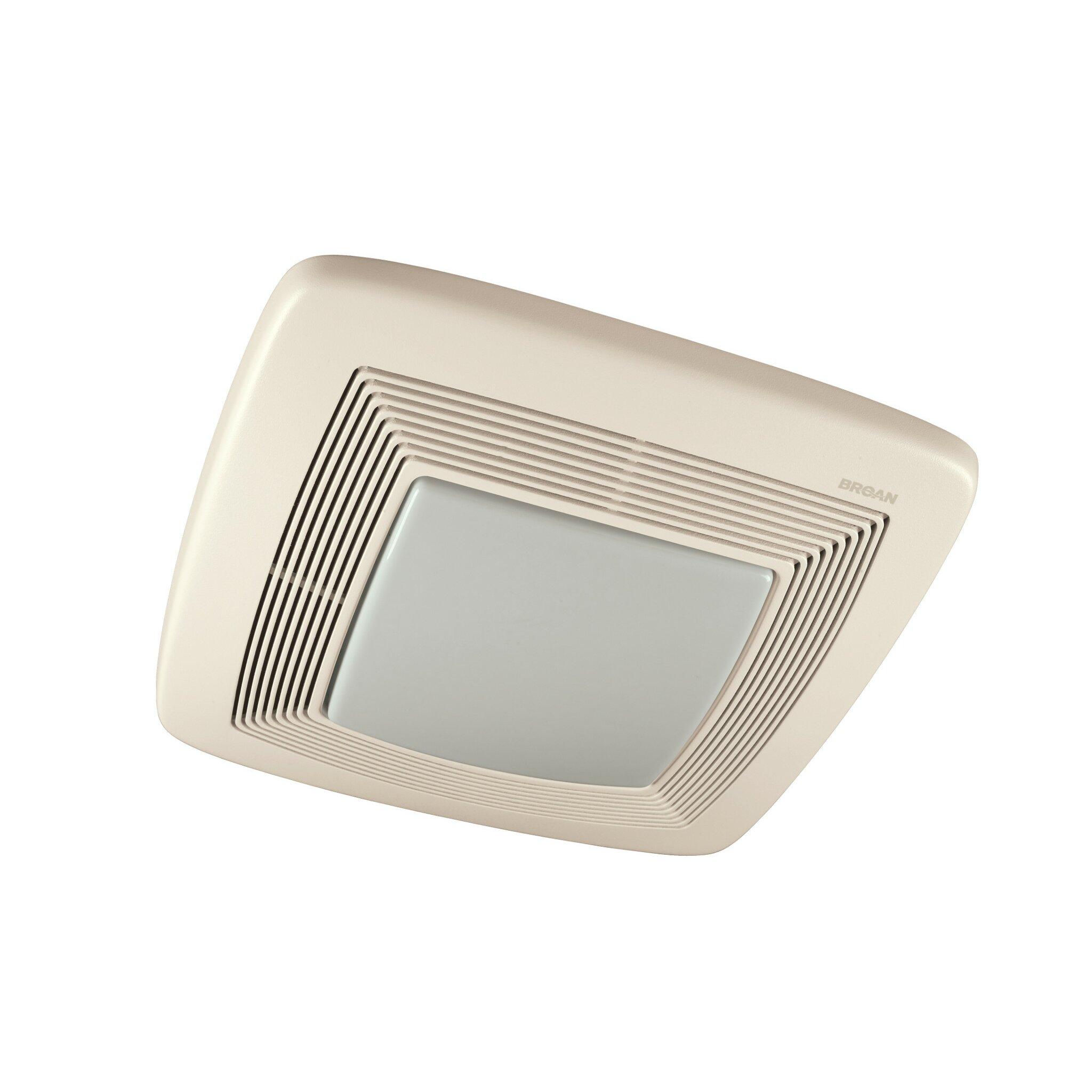 Quietest bathroom exhaust fan - Broan Ultra Silent 150 Cfm Energy Star Quietest Bathroom Exhaust Fan