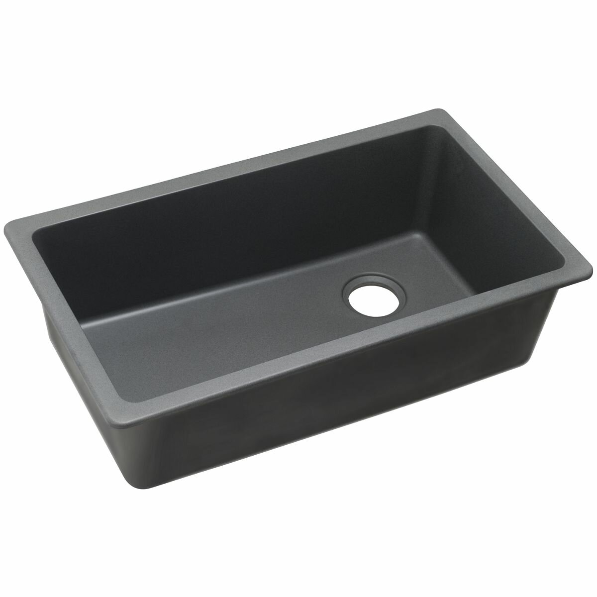 Elkay Quartz Classic Single Bowl Undermount Kitchen Sink