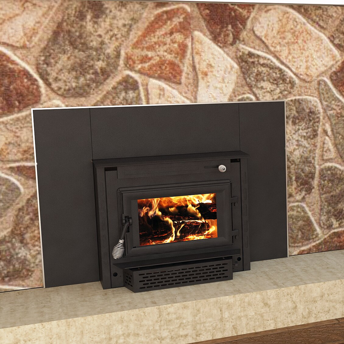 wood burning fireplace inserts woodlanddirectcom wood burning wood