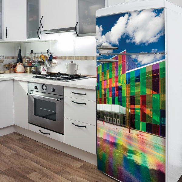 how to put up a backsplash in the kitchen domo the palace wall mural allmodern 9929
