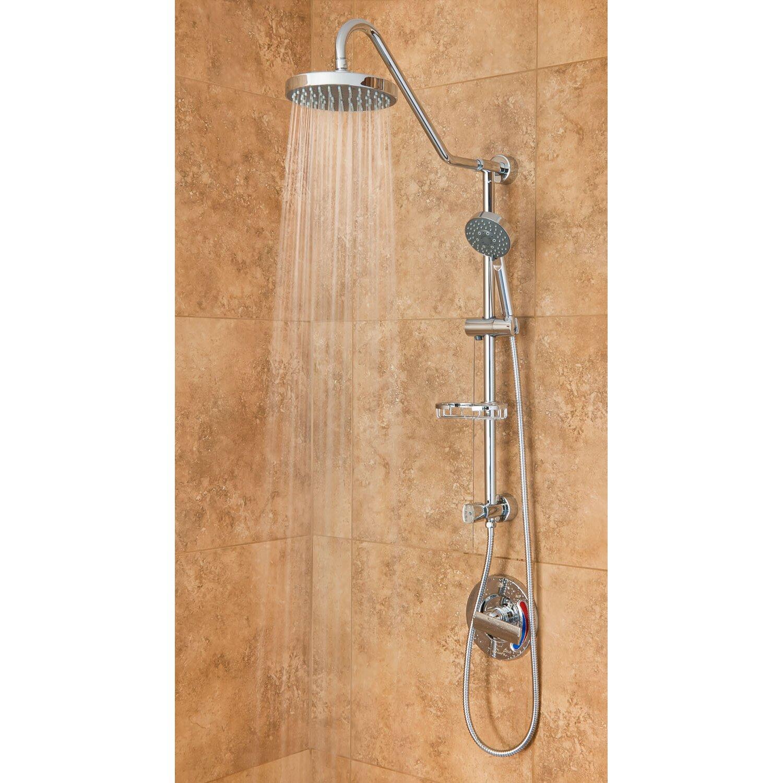 ^ Pulse Shower Spas Kauai ain Shower System & eviews Wayfair